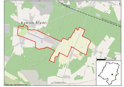 Kamień Śląski, źródło:RODŚ Opole